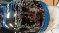 Powerade ion 4 Mountain Blast - Nutrition facts - en