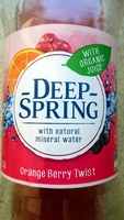 Deep Spring Orange Berry Twist - Product - en