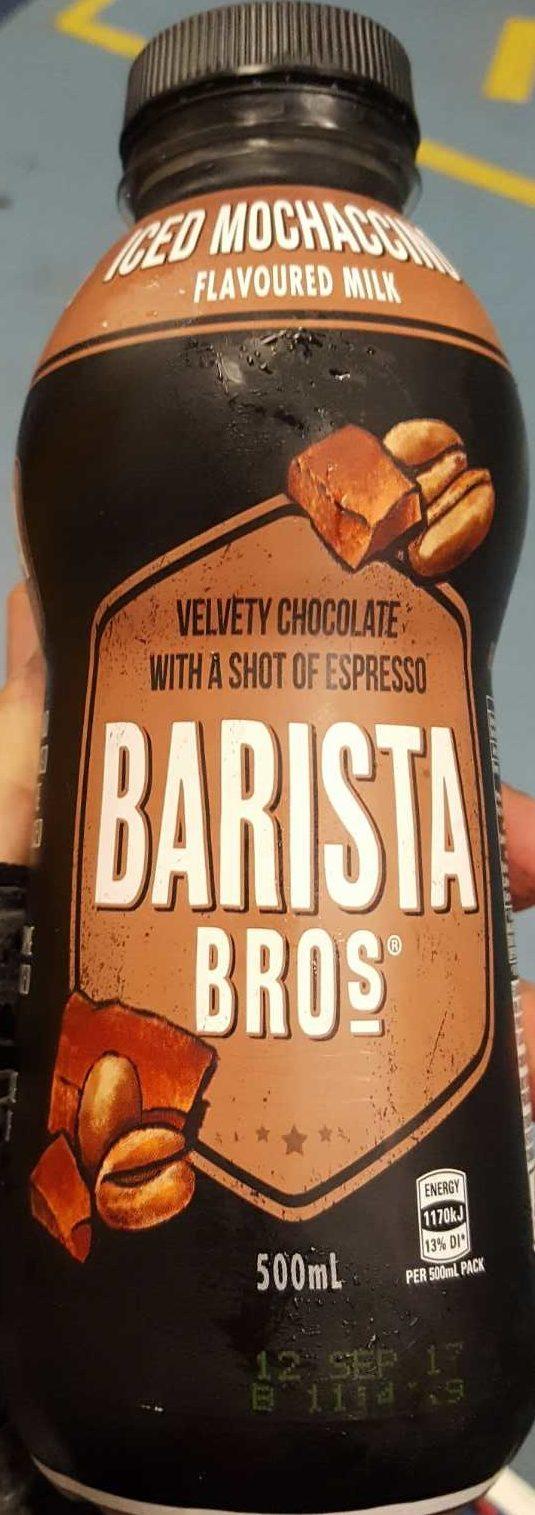 Barista Bros Iced Mochacchino - Product