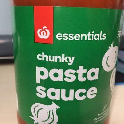 Chunky pasta sauce - Product - en