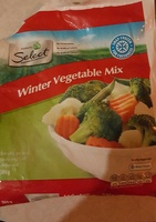 Winter Vegetable Mix - Product - en