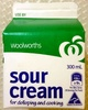 Sour Cream For Dolloping and Cooking - Product