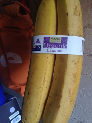 Organic Bananas - Product - en