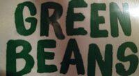 Green Beans - Ingredients - en