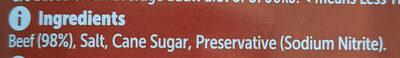 Corned Beef - Ingredients - en