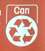 Corned Beef - Recycling instructions and/or packaging information - en