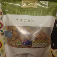Almonds Natural - Product