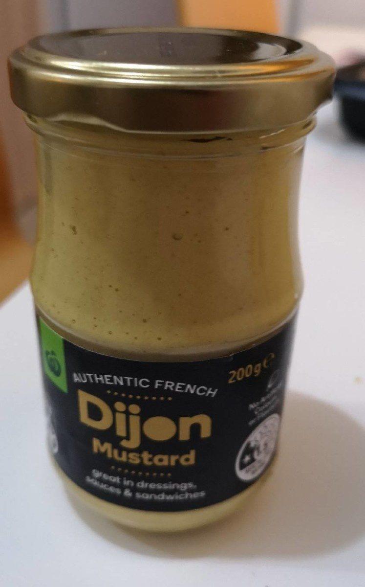 Dijon Mustard - Product - fr