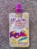 organic vanilla flavoured yoghurt - Produit