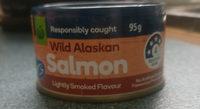 Wild alaskan salmon - Product - en