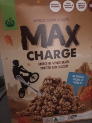 Max charge - Product - en