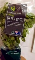 Living Green Basil - Product