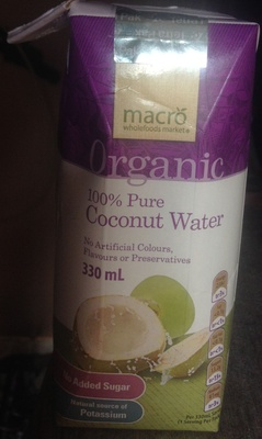 100% pure Coconut Water - Product