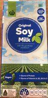 Original soy milk - Product - en