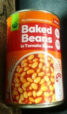 Baked Beans in Tomato Sauce - Produit - en
