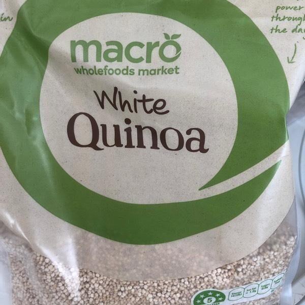 White Quinoa - Product - en
