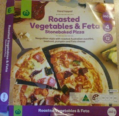 Roasted vegetables & feta - Product