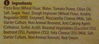 Roasted vegetables & feta - Ingredients - en