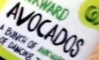 Awkward Avocados - Ingredients - en
