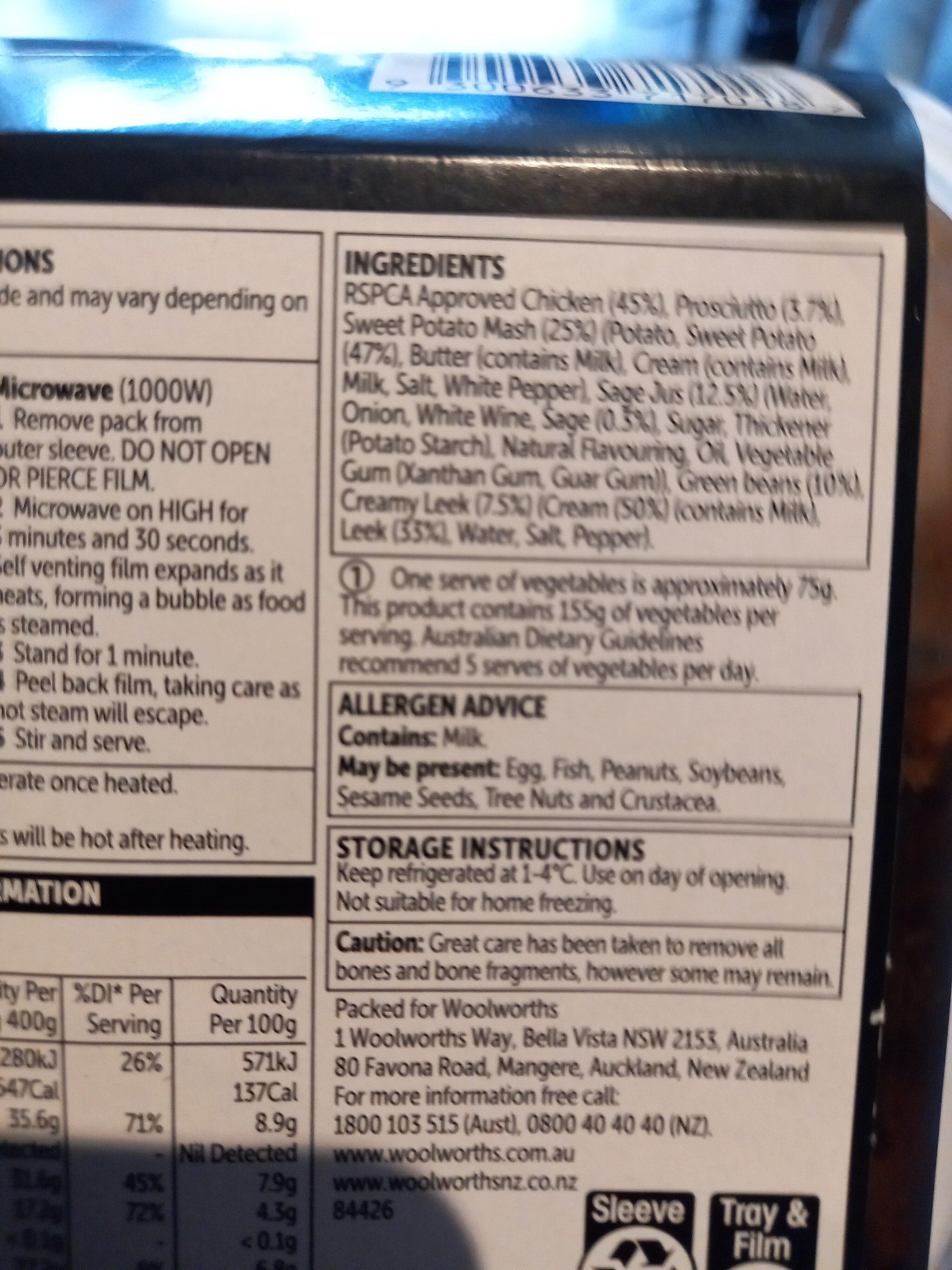 chicken - Ingredients - en