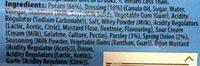 Creamy Potato Salad - Ingredients