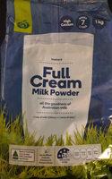 Full Cream Milk Powder - Produit - en