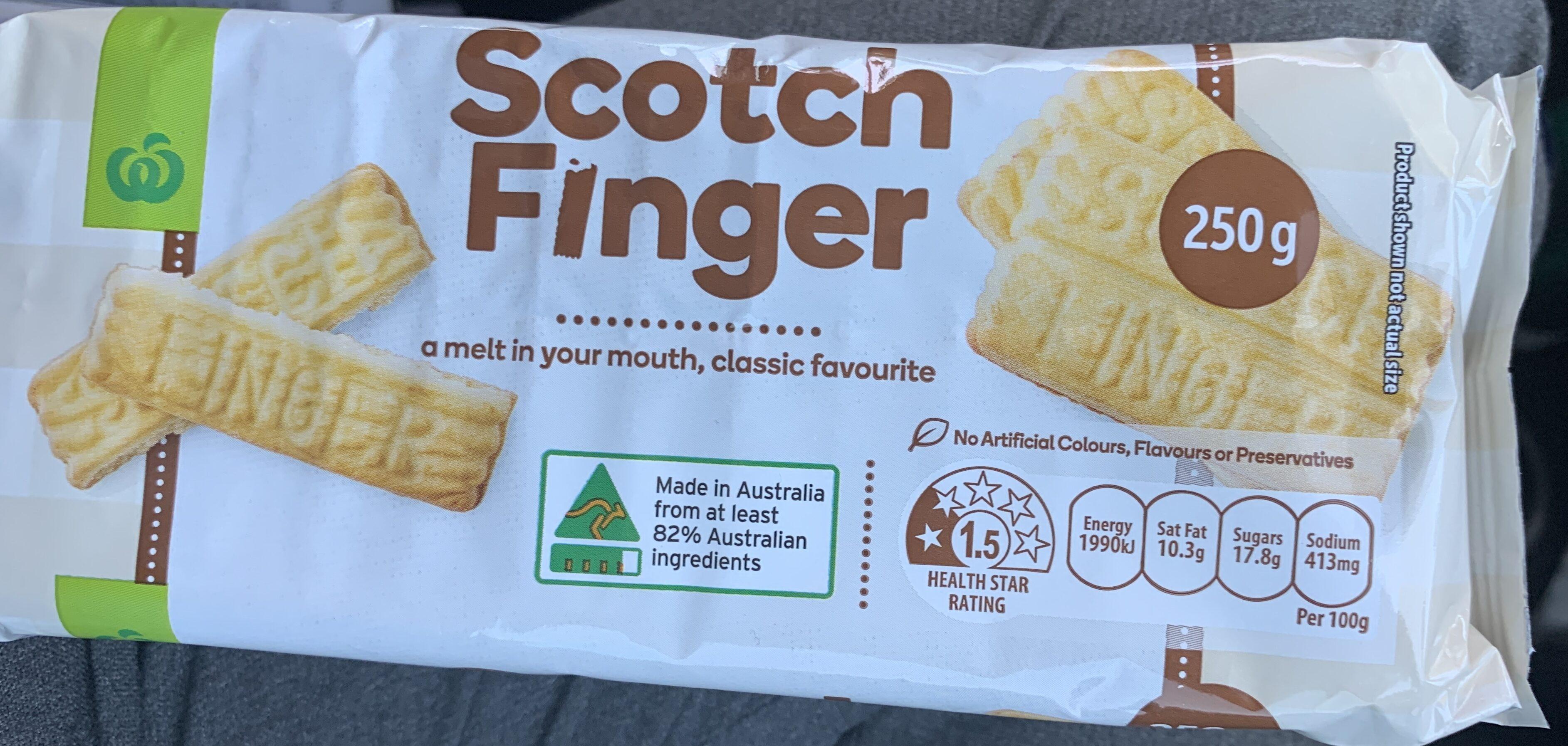 Scotch Finger - Product - en