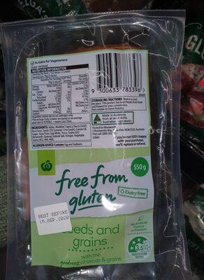 Seeds and grains - Ingrédients - en