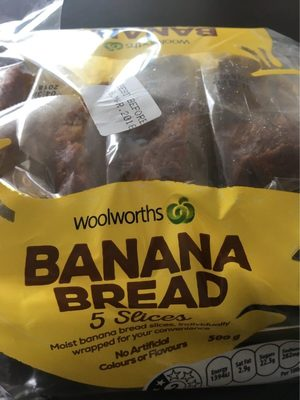Banana Bread - Product