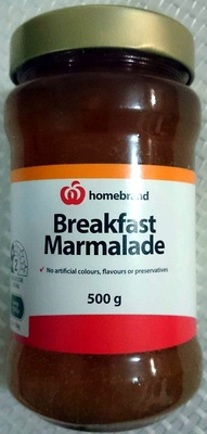 Breakfast Marmalade - Product