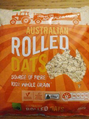 Australian Rolled Oats - 3