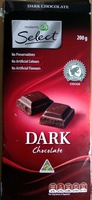 Dark Chocolate - Product
