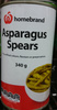 Homebrand Asparagus Spears - Product