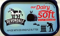 Our Dairy Soft Salt Reduced Butter - Product - en