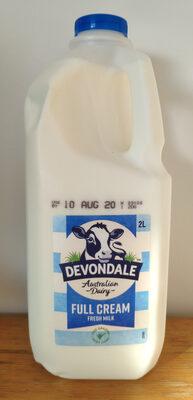 Full Cream Fresh Milk - Product - en