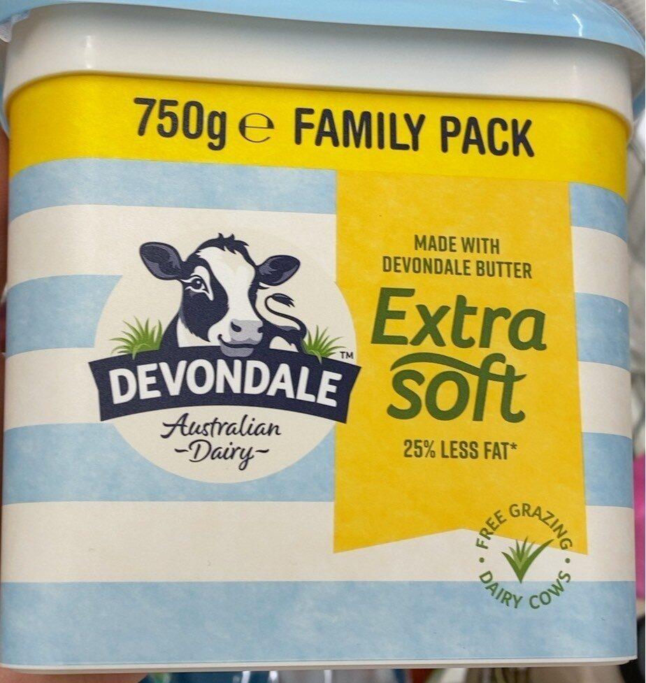 Soft butter - Product - en