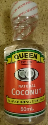 Queen Natural Coconut Flavouring Essence - Product