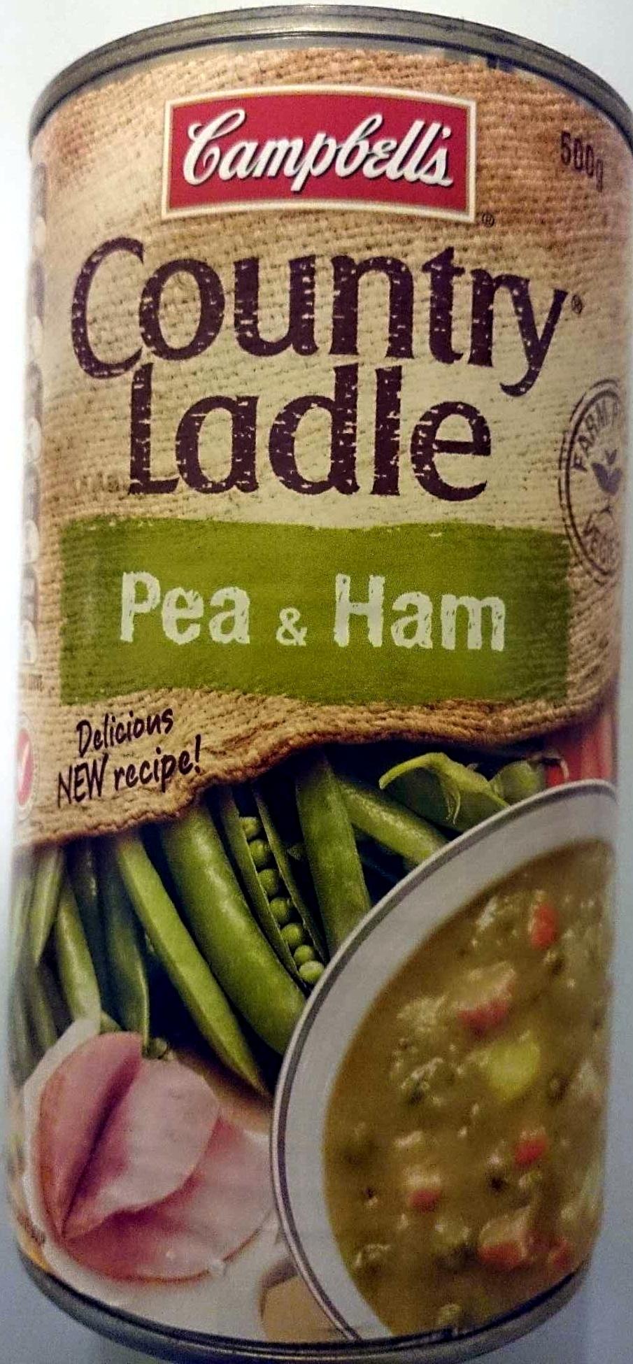Pea & Ham Soup - Product - en