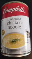Condensed Chicken Noodle Soup - Prodotto - en