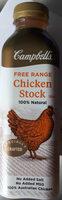 Free Range Chicken Stock - Product