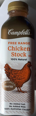Free Range Chicken Stock - Product - en