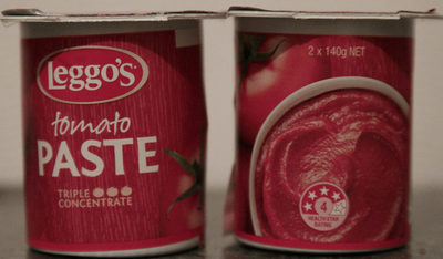 Leggo's Tomato Paste Triple Concentrate - Product - en