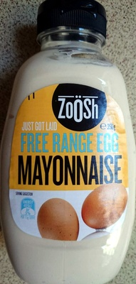 Free Range Egg Mayonaise - Product - en