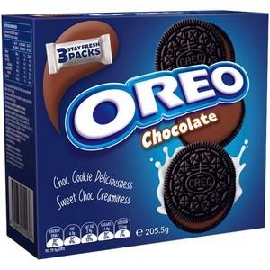 Chocolate Oreo 3 Packs - 1