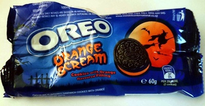 Orange Scream - Product - en