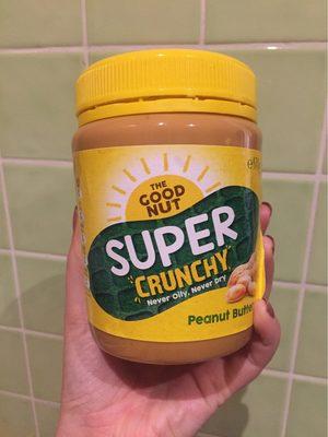 Super crunchy peanut butter - Product - fr