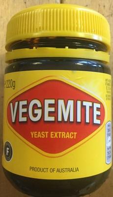Vegemite - Product