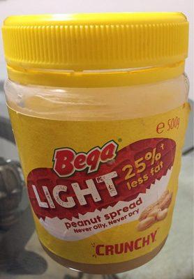 Kraft Light Crunchy Peanut Butter - Produit - fr