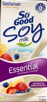 Lait de soja - Product