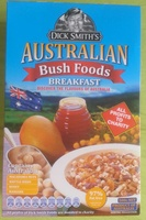 Australian Bush Foods Breakfast - Dick Smith - 500G - Product